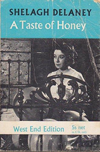 9780394174808: A taste of honey;: A play