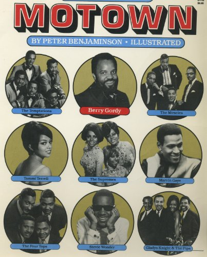 9780394175546: The story of Motown (An Evergreen book)