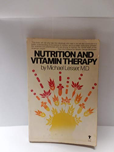 9780394176000: Nutrition and Vitamin Therapy