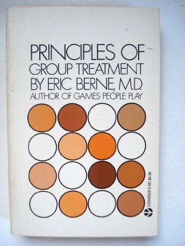 9780394176031: Principles of Group Treatment