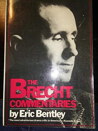 9780394177342: Brecht Commentaries