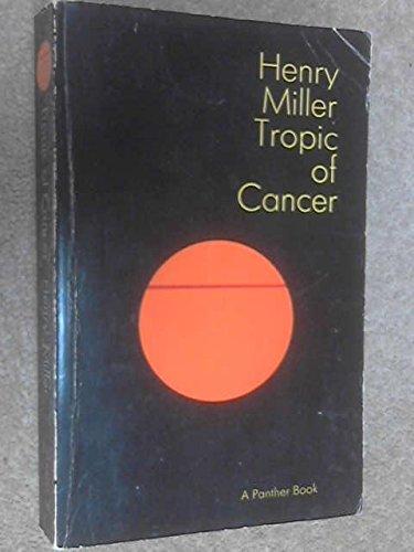 Tropic of Cancer: Henry V. Miller