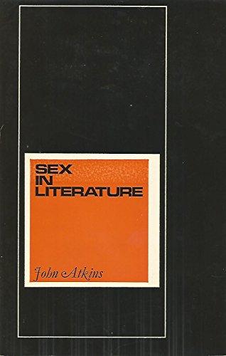 Sex in literature;: The erotic impulse in: Atkins, John Alfred