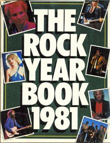 9780394177946: The Rock Yearbook, 1981