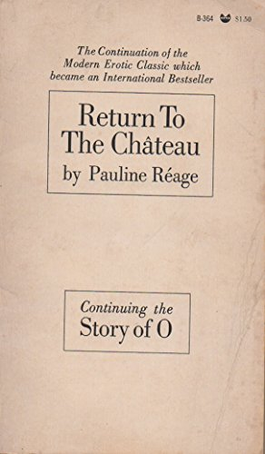 9780394178127: Return to the Chateau