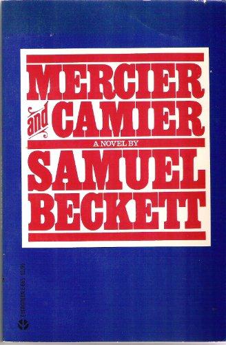9780394178356: Mercier and Camier