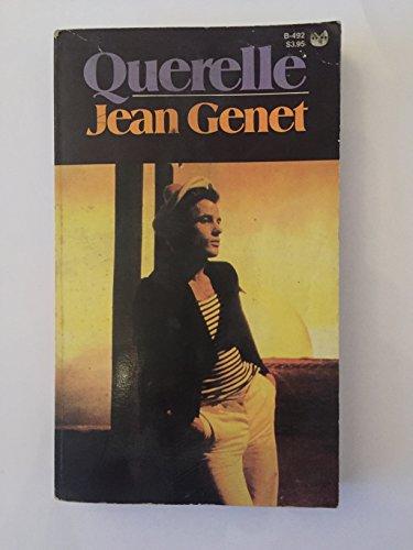 9780394178387: Jean Genet
