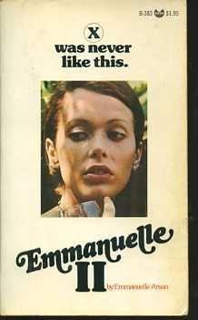 Emmanuelle II, X Was Never Like This: Emmanuelle Arsan
