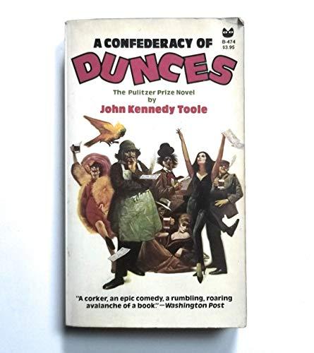 a confederacy of dunces essays Confederacy of dunces essays: last encounter - a confederacy of dunces - last encounter in his last encounter in the novel, ignatius returns to.