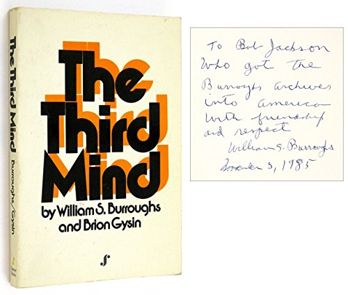 9780394179841: The Third Mind