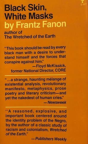 9780394179902: Black Skin White Masks