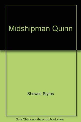 9780394207896: Midshipman Quinn