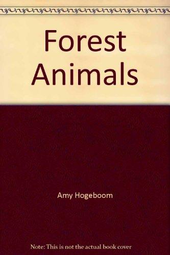 9780394208107: Forest Animals