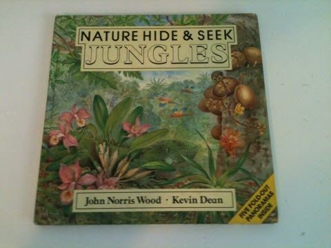 9780394220215: JUNGLES Nature Hide & Seek