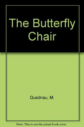 9780394220413: The Butterfly Chair