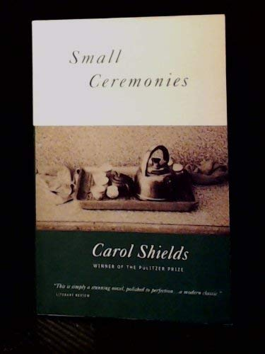 9780394221014: Small Ceremonies