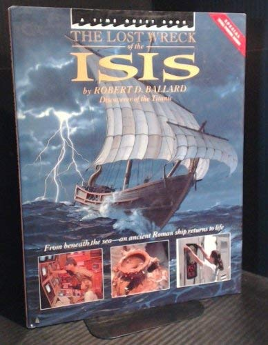 9780394221687: Exploring the Lost Wreck of the Isis