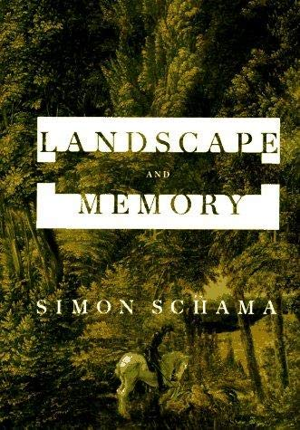 9780394222141: Landscape and Memory