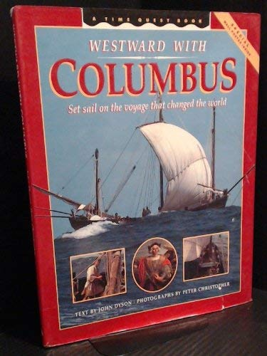 9780394222448: Westward With Columbus