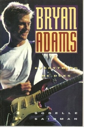 9780394223001: Bryan Adams: Everything he does