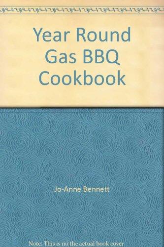 9780394223353: Year Round Gas BBQ Cookbook