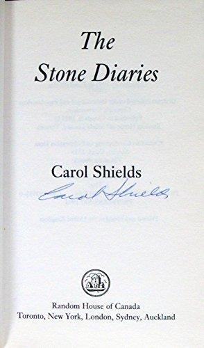 The Stone Diaries: Shields, Carol