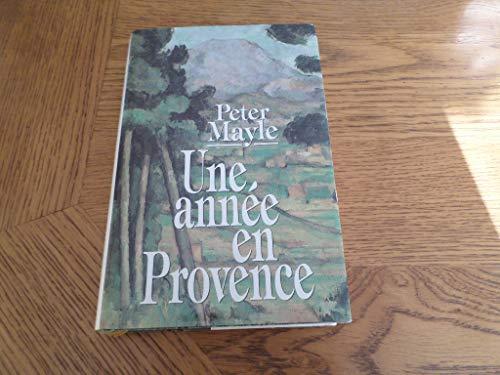 9780394224329: Une Année En Provence
