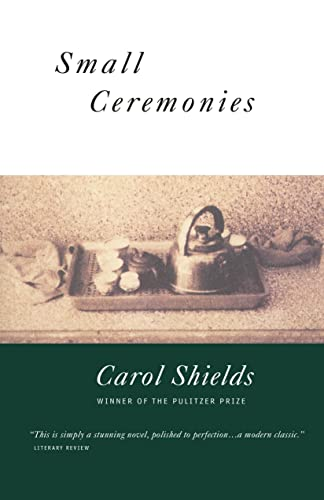 9780394224848: Small Ceremonies