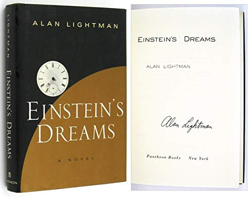 9780394227375: Einstein's Dream-Canada by Alan Lightman