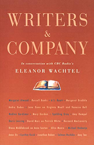 WRITERS & COMPANY: In Conversation with CBC Radio's Eleanor Wachtel