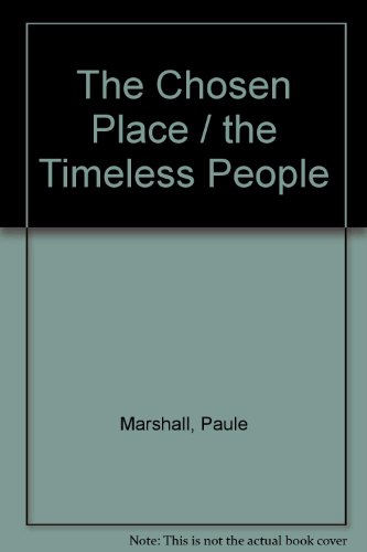 The Chosen Place / the Timeless People: Paule Marshall