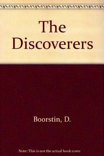 9780394256337: The Discoverers