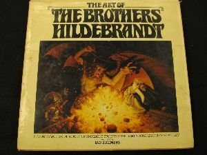 9780394278308: The Art of the Brothers Hildebrandt