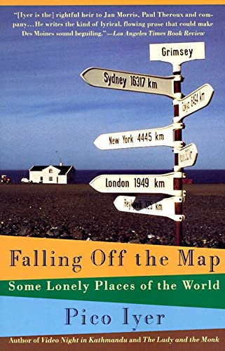 9780394280417: Falling Off the Map: Some Lonely Places of the World