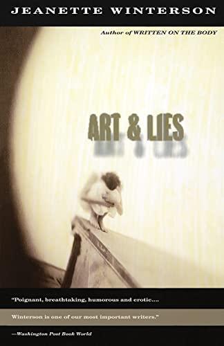 9780394280813: Art and Lies