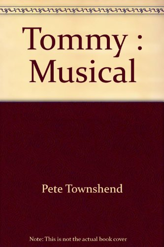 9780394281148: Tommy : Musical