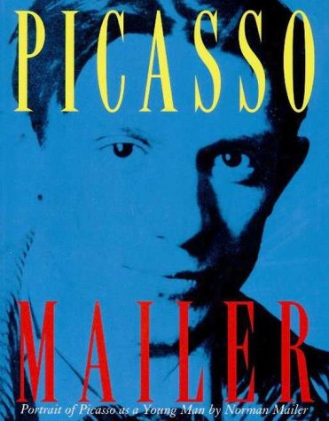 9780394281964: Portrait of Picasso as a Young Man (First Warner Books Printing)