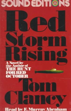 Red Storm Rising (audio book)