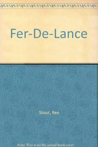 9780394299983: Fer-De-Lance
