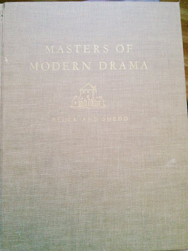 Masters of Modern Drama