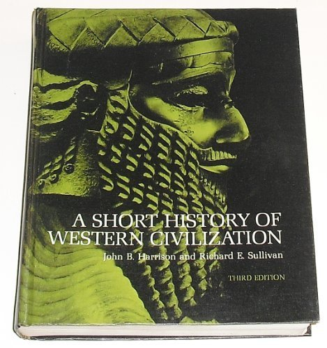 9780394302454: A Short History of Western Civilization