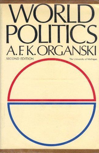 9780394304199: World Politics