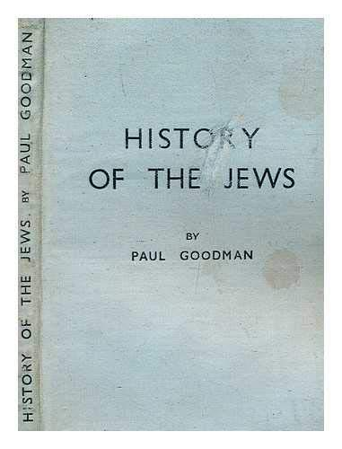 History of the Jews: Sachar, Abram Leon