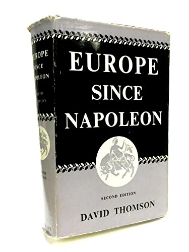 9780394305295: Europe Since Napoleon (2nd Edition, Revised)