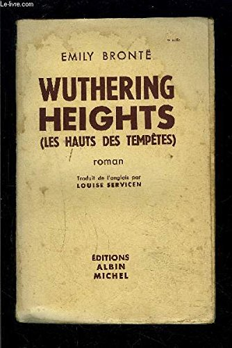 emily bronte used atmospheric conditions in wuthering heights In wuthering heights, emily brontë makes use of atmospheric conditions to  emphasize events and highlight the mood of the characters in the story the  yorkshire  used by emily brontë's to project the overall mood of the book she  herself.