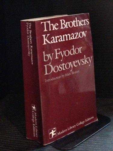 9780394309125: The Brothers Karamazov