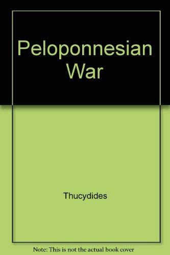 9780394309514: Peloponnesian War