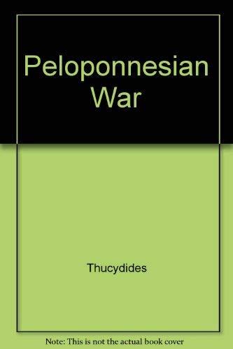 9780394309514: The Peloponnesian War