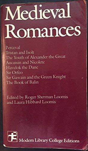 9780394309705: Medieval Romances