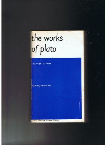 9780394309712: Works of Plato